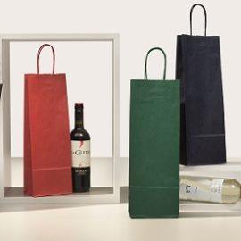 Porta Bottiglia Colorate (14+8x39.5) Pz 250
