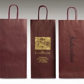Wine Bags 2 bottiglie (18+8x39.5) Pz 300