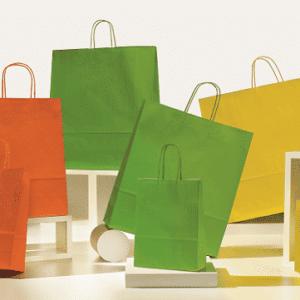 Buste di carta economiche per negozi