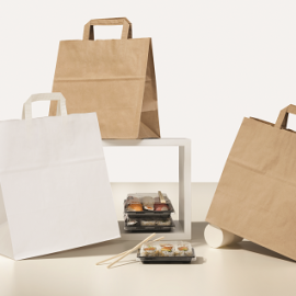 Shopper Take Away (32+20x37) Pz 200