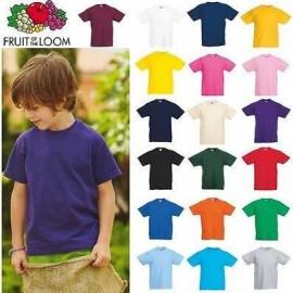 T-Shirt Bambino cotone Cod It1011
