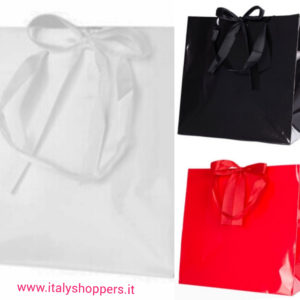 Shopper lusso in carta