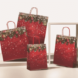Busta Natale Decoration  (36+12x41)