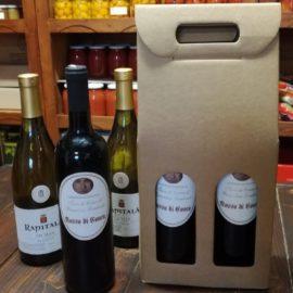 Wine Bags (20+10x38,5) Pz 50