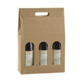 Wine Bags (30+10x38.5) Pz 25