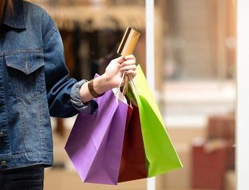 Shopper lusso personalizzate per prodotti di pregio