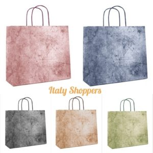 Buste Shopper in Carta