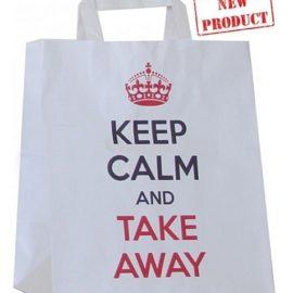 Shopper Take Away (26+17X30) Pz 200