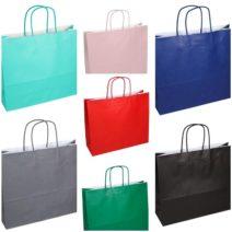 Shopper Colorato (54+15x44) Pz 150